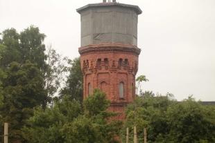 Ekskluzīvs īpašums 1911. gadā celts ūdenstornis