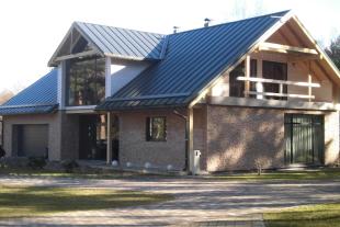 Dzīvojamais komplekss pie jūras Bernātos, 15 km no Liepājas
