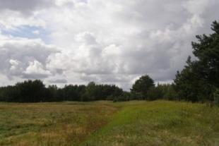 Zeme apbūvei 9,31 ha platībā ar jūras robežu 184 m, no Liepājas 2,5 km Lietuvas virzienā