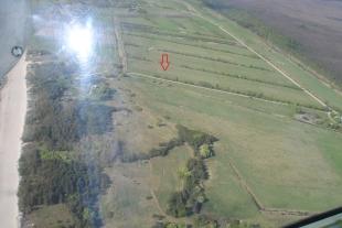 Zeme apbūvei 6103 kv/m platībā vienas saimniecības ( dzīvojamā ēka un palīgēkas) būvei