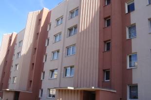 2 istabu dzīvoklis 45,5 kv/m platībā Liepājas centrā