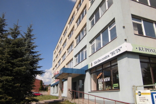 5-storey building for 70 200 sq/m of commercial area in Vecliepāja
