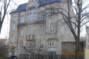 4-rooms apartment with an area of 166 square meters on the fifth floor in the Centre of Liepaja, Graudu Street 28