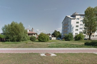 Land of 1261 sq/m, Liepaja, Ganibu Street 129