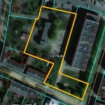 Land plot with the area of 3600 sq/m for individual or commercial development near the centre of Liepaja, Pupu Street