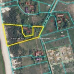 Land an area of 1.4 hectares with a maritime boundary of 101 m in Nida