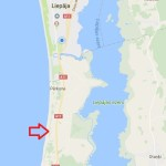 5 hectares of land with a sea border of 119, 7 m, 5 km from the border of Liepāja
