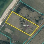 Land plot an area of 2.55 hectares with an approach to the sea (a maritime boundary of 105.57 m) in Saka parish, 55 km from Liepāja towards Ventspils