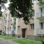 2-rooms apartment 41.2 sq/m in the center of Liepāja, Street Vitolu 3