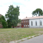 Land of 0.2245 sq/m in Jaunliepaja,  street  Raiņa 38/40