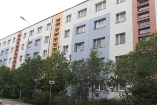 2-rooms apartment 36 sq/m ,Street  Klaipėdas 72, Dienvidrietumu district