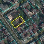 House of 286.4 sq/m with a land area of 620 sq/m in Jaunliepaja, street Raiņa 34