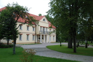 The hotel 'Villa Diana', manor of Ziemupe