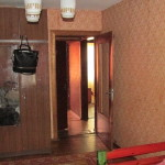 3-rooms apartments with an area of 68, 1 sq/m, Viršu street 3