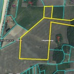 19.81 hectares of land (consisting of two land parcels, 18.28 hectares and 1.53 hectares) 25 km from Liepāja in the north direction, Ziemupe
