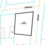 Land an area of 660 sq/m, Mežu street  47 Liepāja (Laumas district) for private building
