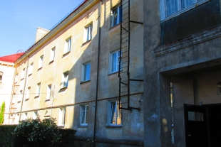 3-room apartment with an area of 81.1 sq/m Kurmajas  Prospekts 28, Old Liepaja