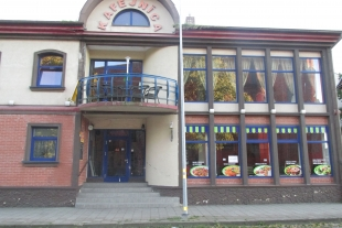 Operating business (restaurant) in the city center Liepaja, . Ed. Veidenbauma Street 4