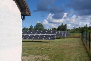 (English) Sold to Latvian company. The company owns the Solar Park (solar plant)