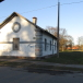 House in area of 54,3 sq/m with a plot of land measuring 1220 sq/m  in Karosta , street Spīdolas  2A