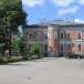 A building of 1200 sq/m with an area of land of 2133 sq/m in the old Liepaja, Prospect Kurmajas 21