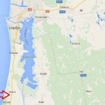 Land for construction in area of 1.14 ha 9 km from Liepāja in the direction of Lithuania, not far from the sea