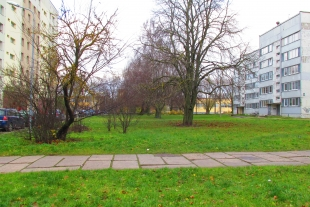 Land for construction in area 1485 sq/m Ziedu Street 2/4, Liepaja (Lauma district)