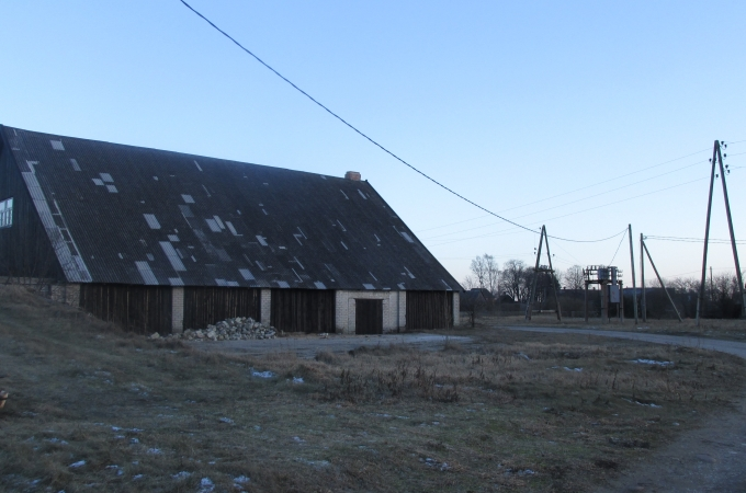 2.26 hectares of land adjacent to the highway Klaipeda-Liepaja 12 km from Liepaja