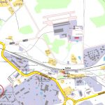 Industrial building with an area of 4444.9 sq/m (3 buildings) with a plot of land of 6972 sq/m in Saldus