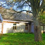 The House of 100 sq/m with the land area of 13.9 hectares (including 3.8 hectares of forest)