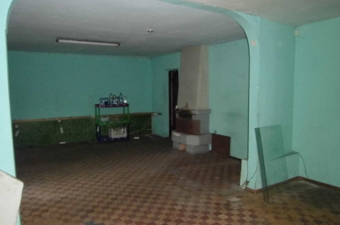 Commercial premises with an area of 125 sq/m in the old Liepaja, Alejas Street 13