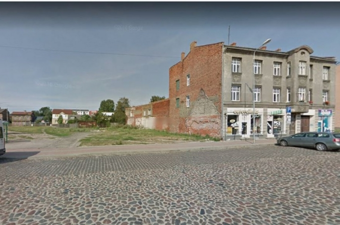 Land plot 795 sq/m for private or commercial development in the center of Liepaja, Kuršu Street
