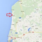 The land of 18.9 hectares near sea for building (maritime boundary 240 m) in the county of Vergale, 25 km from Liepāja towards Ventspils