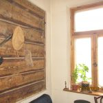 The house 416.6 sq/m (4 apartments all apartments four-room,) Lacplesha Street 27, near the center of Liepaja