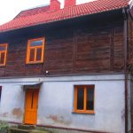 Two  buildings and land an area 0115 sq/m in the centre of Liepaja