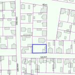 Land an area 649 sq/m in the South west area, Liepaja, 800 m from the sea at Saldus Street 3