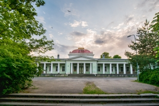 Historical sanatorium of Liepaja