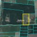 Plot of land 3.06 hectares for individual building, 480 m from the sea